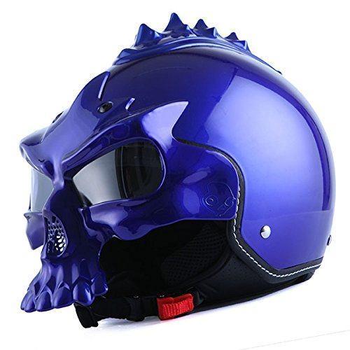 1STorm Dual Visor Open Face Helmet