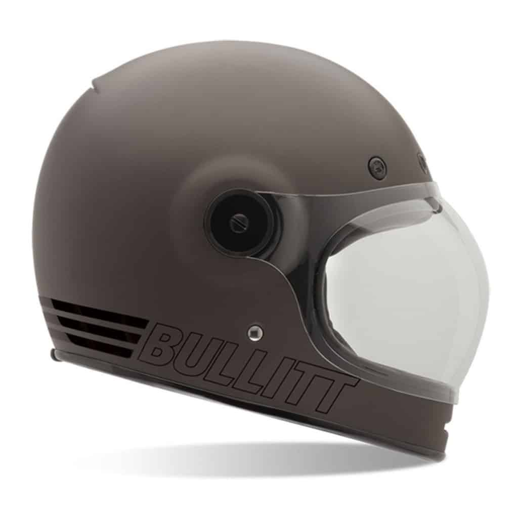Bell Bullitt Retro Full Face Helmet