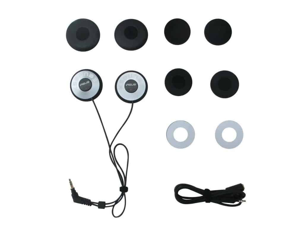IASUS XSound 3 High Def Helmet Speakers
