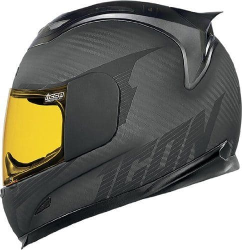 Icon Airframe Ghost Helmet in Carbon Fiber
