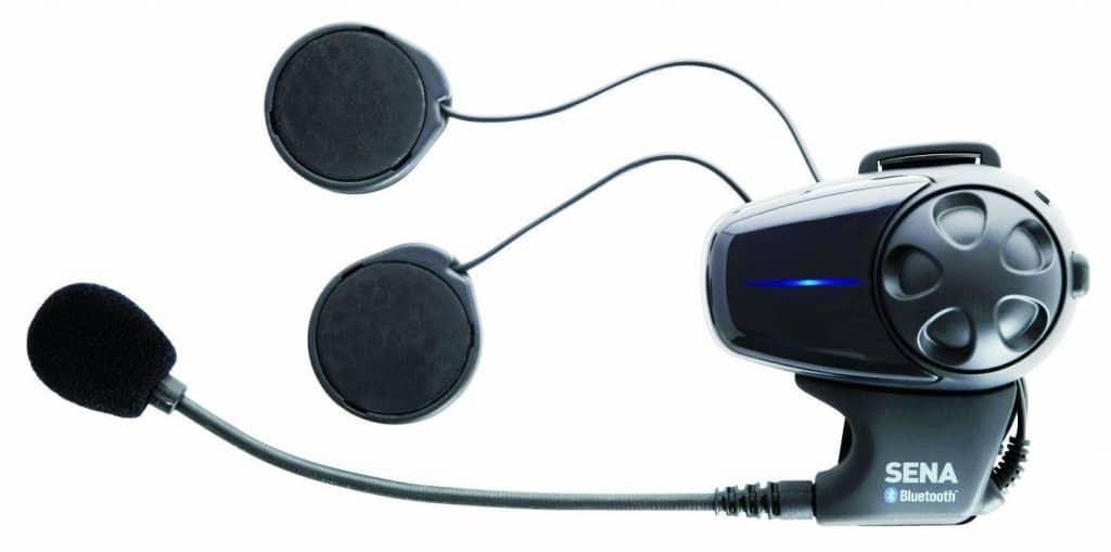 Sena SMH10-10 Motorcycle Bluetooth Headset Intercom