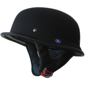 X4 German Motorcycle Half Helmet
