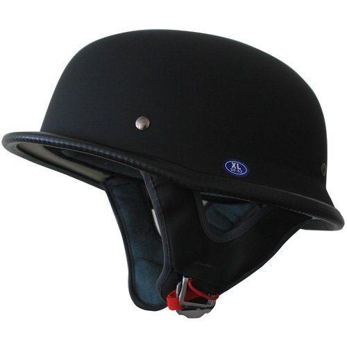 X4 German Motorcycle Half Helmet