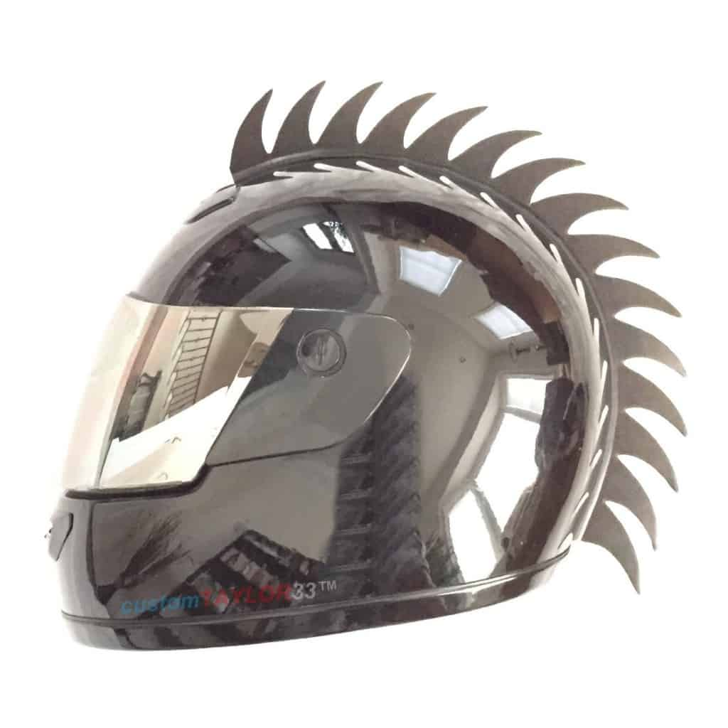 Warhawk/Mohawk Rubber Saw Blade Helmet Accessory Piece