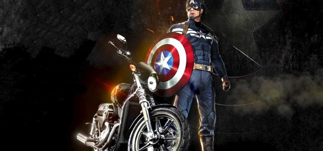 Best Captain America Motorcycle Helmets That Are Top Ranked and Rated