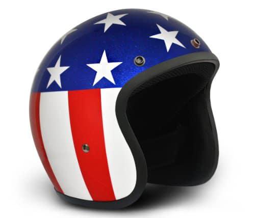 Dayton Captain America Helmet