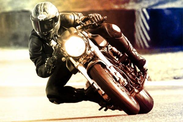 Full gear Rider