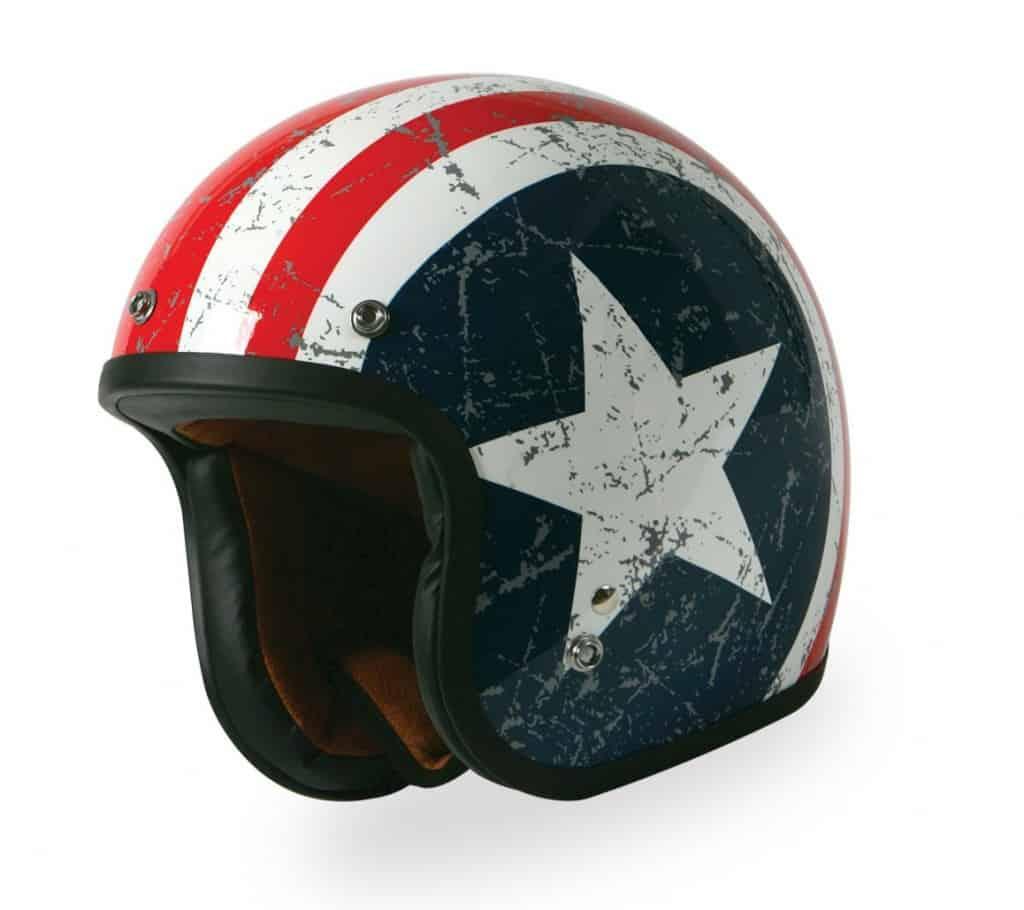 TORC Captain America Helmet