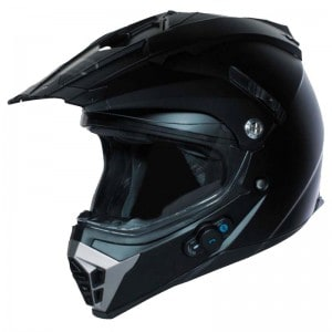Bluetooth Adventure Motorcycle Helmet