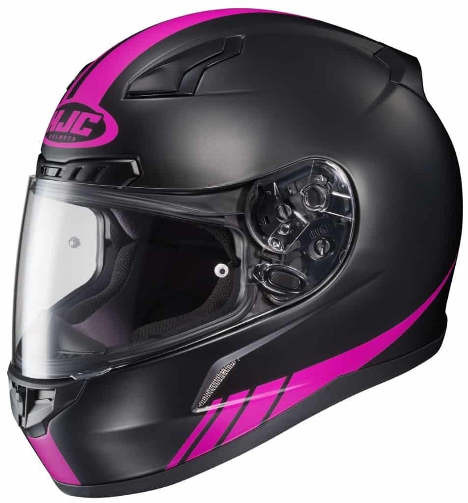 HJC CL-17 Streamline Full-Face Motorcycle Helmet
