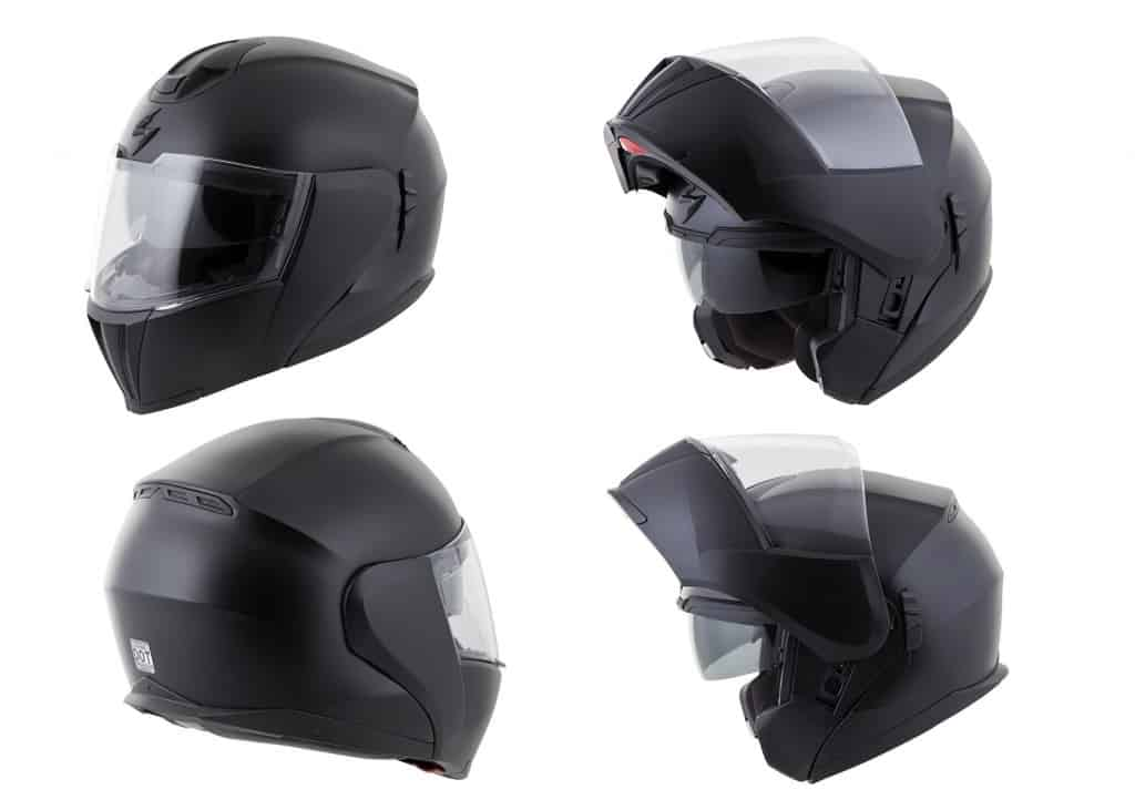 Scorpion EXO-900X Transformer 3-in-1 street Motorcycle Helmet