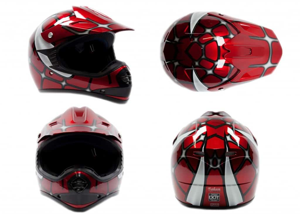 Youth off road Helmet