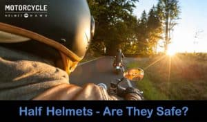 half helmet safety