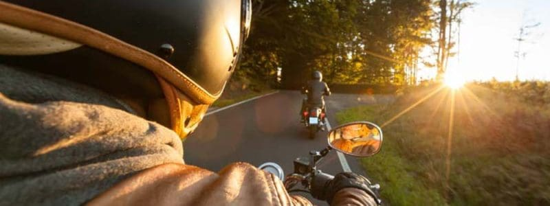 Motorcycle Safety Feature – Are Half-Helmets Safe?