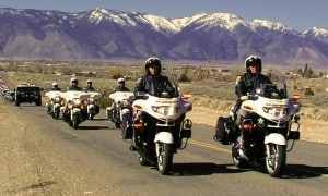 police motor cycles