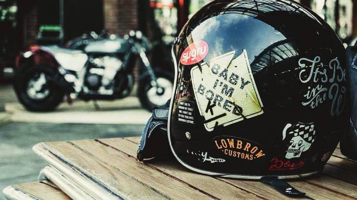 Half-helmet