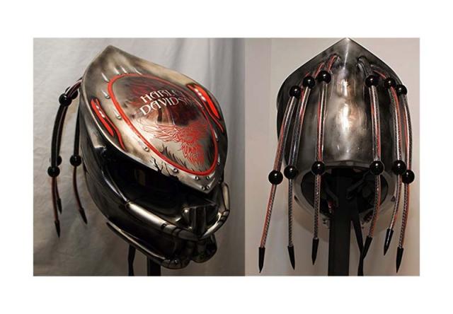 Pro Preditor helmets