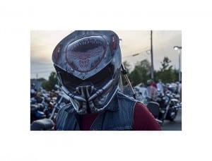 kustomzairbrushing preditor helmet
