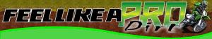Feel Like a Pro Dirt Logo