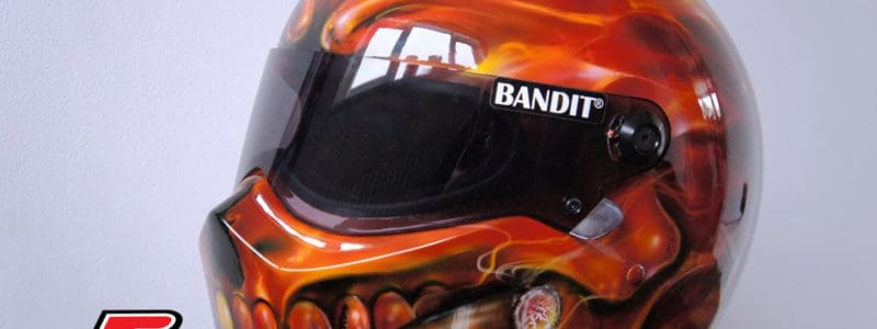 Custom Airbrush Helmet Designs – Stunning Helmet Designs that will Blow Your Mind