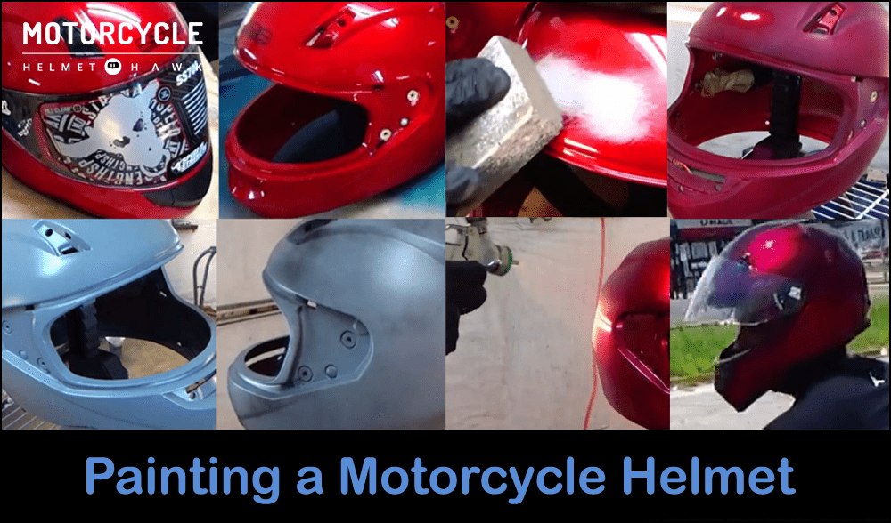 How to Paint a Motorcycle Helmet – Quick Step-by-Step Guide
