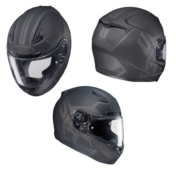 HJC-CL17 Mission Motorcycle Helmet