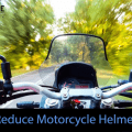 How to make your motorcycle helmet quieter?